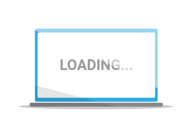 Czas wczytywania się strony internetowej