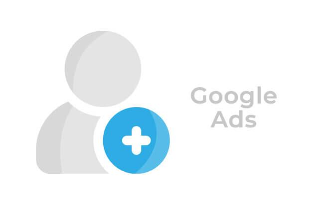 Jak dodać użytkownika w Google Ads