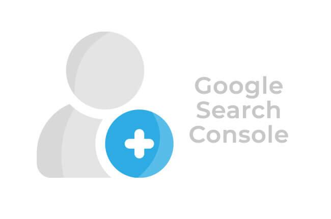 Jak dodać użytkownika w Google Search Console
