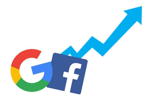 Promocja Google Facebook